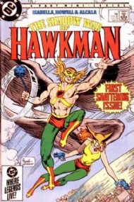 The Shadow War of Hawkman 1985 #1