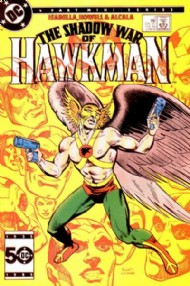 The Shadow War of Hawkman 1985 #2