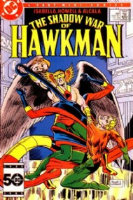 The Shadow War of Hawkman 1985 #3
