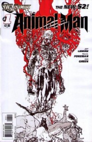 Animal Man (2nd Series) 2012 - 2014 #1