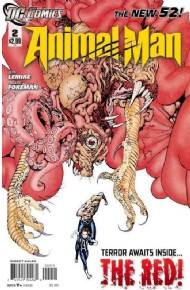Animal Man (2nd Series) 2012 - 2014 #2