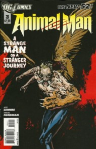 Animal Man (2nd Series) 2012 - 2014 #3