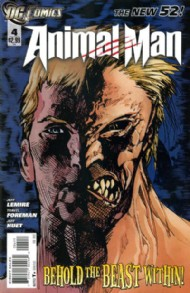Animal Man (2nd Series) 2012 - 2014 #4