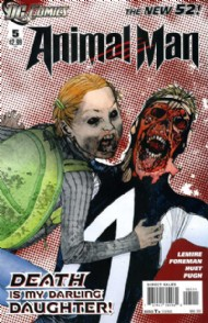 Animal Man (2nd Series) 2012 - 2014 #5