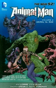 Animal Man (2nd Series): Animal Vs. Man 2013 #2