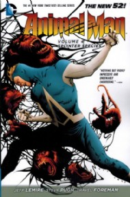 Animal Man (2nd Series): Splinter Species 2014 #4