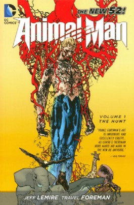 Animal Man (2nd Series): the Hunt #1