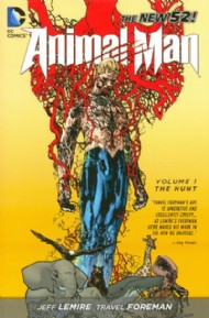 Animal Man (2nd Series): the Hunt 2012 #1