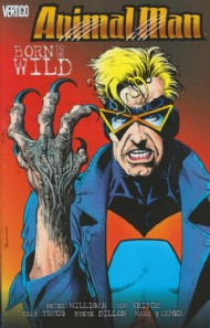 Animal Man: Born to Be Wild 2013 #4