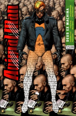 Animal Man: Deus Ex Machina #3