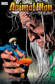 Animal Man: the Meaning of Flesh 2014 #5