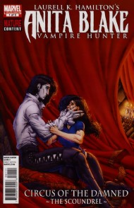 Anita Blake: Circus of the Damned - the Scoundrel 2011 #1