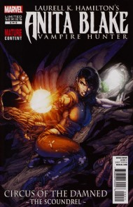 Anita Blake: Circus of the Damned - the Scoundrel 2011 #2