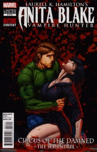 Anita Blake: Circus of the Damned - the Scoundrel 2011 #3