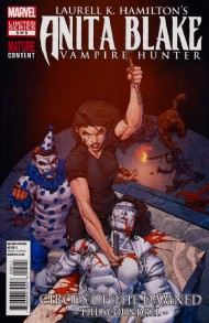 Anita Blake: Circus of the Damned - the Scoundrel 2011 #5