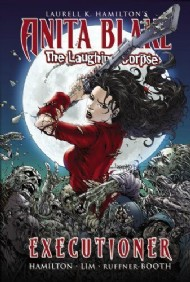 Anita Blake: the Laughing Corpse - Executioner 2009 - 2010