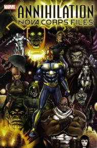 Annihilation: Nova Corps Files 2006