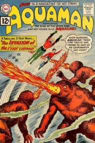 Aquaman (1st Series) 1962 - 1978 #1