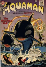 Aquaman (1st Series) 1962 - 1978 #5