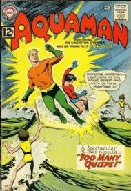 Aquaman (1st Series) 1962 - 1978 #6