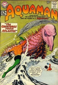 Aquaman (1st Series) 1962 - 1978 #7