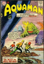 Aquaman (1st Series) 1962 - 1978 #8