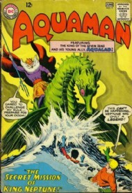 Aquaman (1st Series) 1962 - 1978 #9