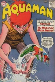Aquaman (1st Series) 1962 - 1978 #10