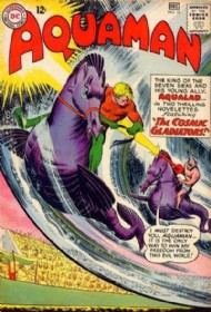 Aquaman (1st Series) 1962 - 1978 #12
