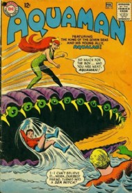 Aquaman (1st Series) 1962 - 1978 #13