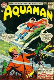 Aquaman (1st Series) 1962 - 1978 #14