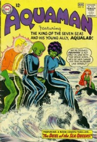 Aquaman (1st Series) 1962 - 1978 #16