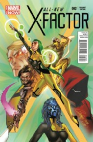 All-New X-Factor 2014 - 2015 #2