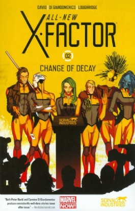 All-New X-Factor: Change of Decay #2