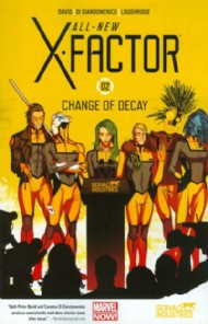 All-New X-Factor: Change of Decay 2014 #2