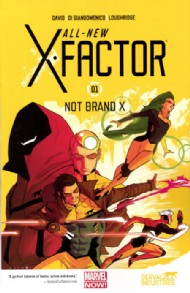 All-New X-Factor: Not Brand X 2014 #1