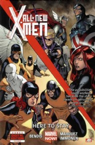 All-New X-Men: Here to Stay 2013