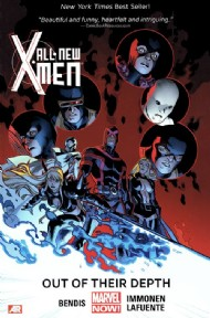 All-New X-Men: Out of Their Depth 2013