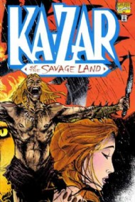 Ka-Zar of the Savage Land 1997 #1