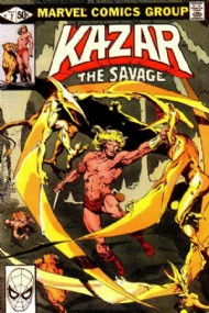 Ka-Zar the Savage 1981 - 1984 #2
