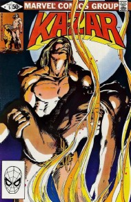Ka-Zar the Savage 1981 - 1984 #5