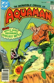 Aquaman (1st Series) 1962 - 1978 #58
