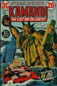 Kamandi the Last Boy on Earth 1972 - 1978 #1