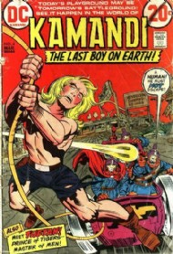 Kamandi the Last Boy on Earth 1972 - 1978 #4