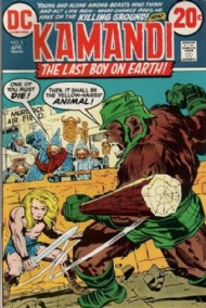 Kamandi the Last Boy on Earth 1972 - 1978 #5
