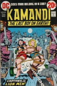 Kamandi the Last Boy on Earth 1972 - 1978 #6
