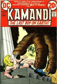 Kamandi the Last Boy on Earth 1972 - 1978 #7