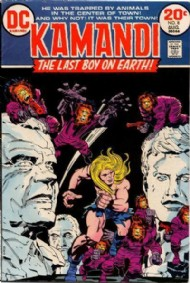 Kamandi the Last Boy on Earth 1972 - 1978 #8