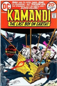 Kamandi the Last Boy on Earth 1972 - 1978 #9