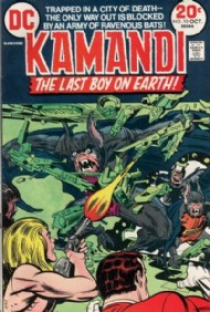Kamandi the Last Boy on Earth 1972 - 1978 #10
